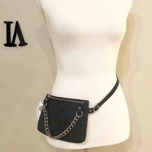 Michael Kors Leather Fannypack